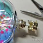 インカントチャームの香水瓶が液漏れを起こすので分解して入れ替えてみました
